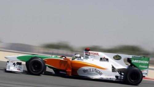 Bharain - Antrenamente 1: Sutil produce surpriza pentru Force India21969