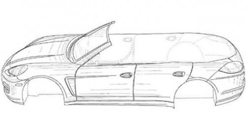 Porsche Panamera cabrio, primele impresii21960