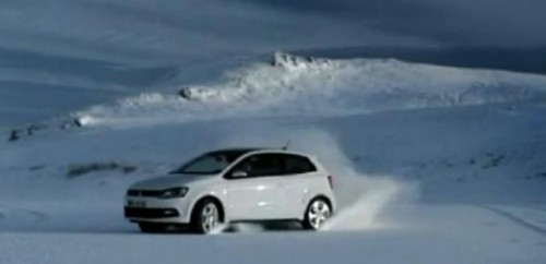 VIDEO: Noul Polo GTI isi arata talentul pe gheata21951