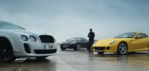 VIDEO: Bentley Continental Supersports vs. Ferrari 599 HGTE vs. Aston Martin DBS21947