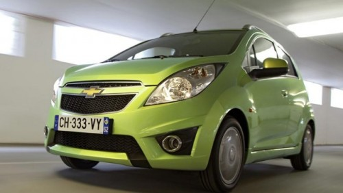 Noul Chevrolet Spark, in Romania de la 6.999 euro cu TVA21855