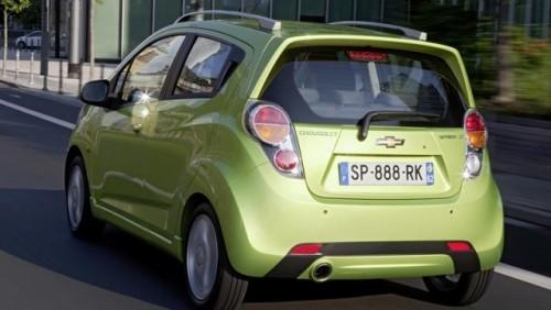 Noul Chevrolet Spark, in Romania de la 6.999 euro cu TVA21856