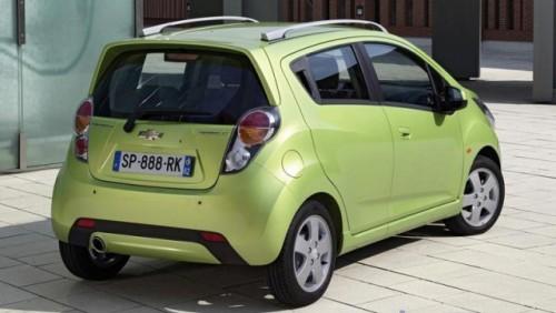 Noul Chevrolet Spark, in Romania de la 6.999 euro cu TVA21858