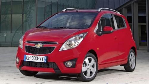 Noul Chevrolet Spark, in Romania de la 6.999 euro cu TVA21867