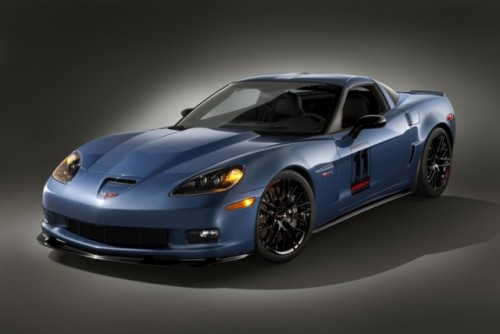 Chevrolet Corvette Z06 Carbon Edition21773