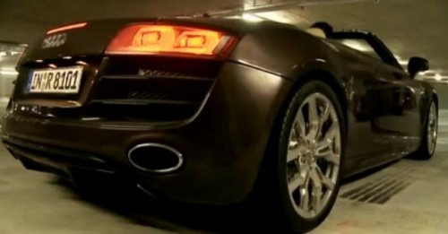 VIDEO: Mattias Ekstrom testeaza Audi R8 Spyder21740
