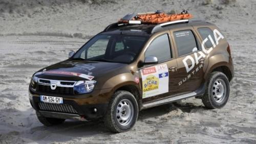Dacia Duster va participa intr-un raliul in Sahara21729