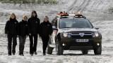 Dacia Duster va participa intr-un raliul in Sahara21734