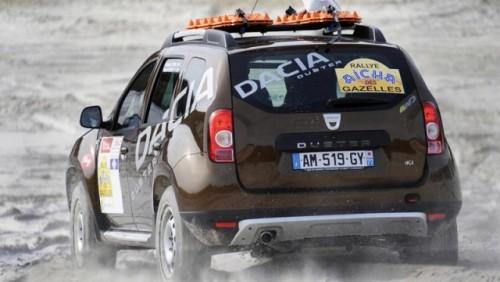 Dacia Duster va participa intr-un raliul in Sahara21735