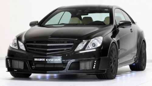 Brabus Mercedes E-Klasse Coupe: 789 CP, 1420 Nm21694