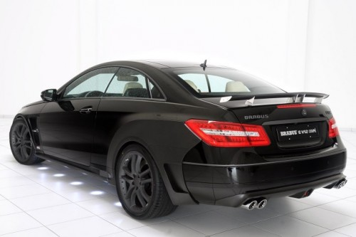 Brabus Mercedes E-Klasse Coupe: 789 CP, 1420 Nm21695