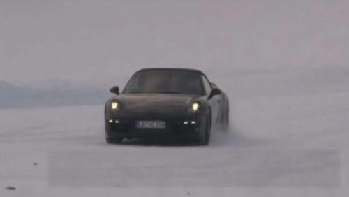 VIDEO: Noul Porsche 911 spionat21644