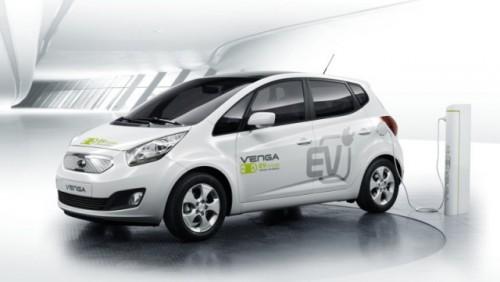 Geneva 2010: conceptul Kia Venga EV21639