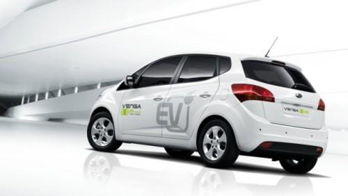 Geneva 2010: conceptul Kia Venga EV21640