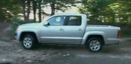 VIDEO: Volkswagen Amarok se prezinta21606