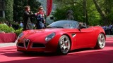Alfa 8C Spider vine in Romania21598