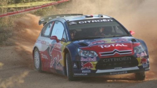 WRC: Sebastien Loeb a castigat raliul Mexicului21562