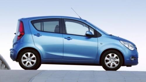 Opel va realiza noul Agila fara Suzuki21561