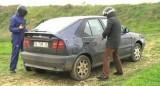 VIDEO: O noua distractie - demolarea masinii21554