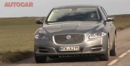 VIDEO: Test cu Jaguar XJ21553