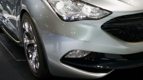 Geneva LIVE: conceptul Hyundai i-Flow21494