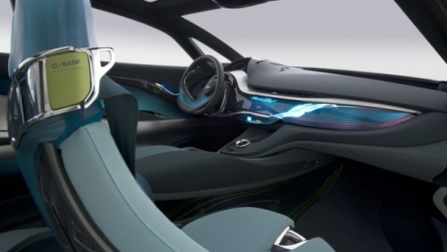 Geneva LIVE: conceptul Hyundai i-Flow21505