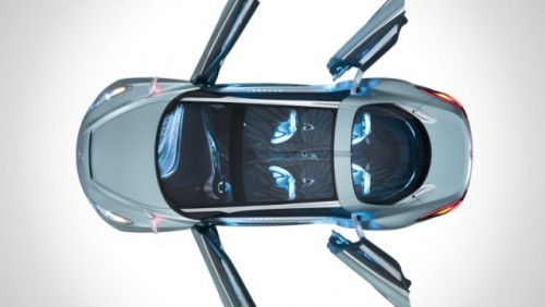 Geneva LIVE: conceptul Hyundai i-Flow21519