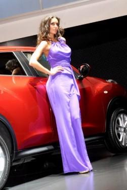 Galerie Foto: Fetele Salonului Auto de la Geneva21456