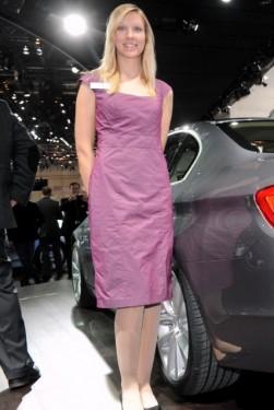 Galerie Foto: Fetele Salonului Auto de la Geneva21462
