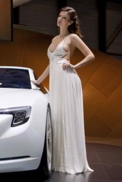 Galerie Foto: Fetele Salonului Auto de la Geneva21479