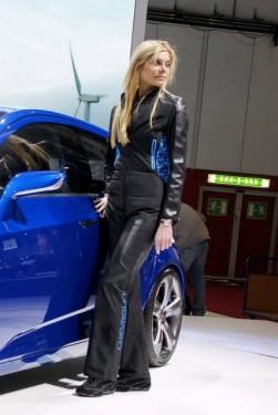 Galerie Foto: Fetele Salonului Auto de la Geneva21485