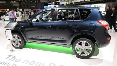 Geneva LiVE: Toyota RAV4 facelift21387