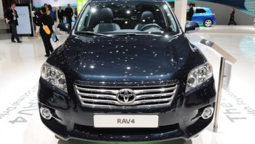 Geneva LiVE: Toyota RAV4 facelift21388