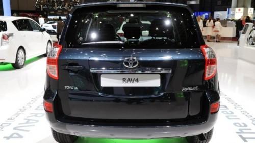 Geneva LiVE: Toyota RAV4 facelift21389