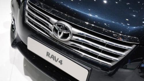 Geneva LiVE: Toyota RAV4 facelift21391