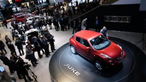 Geneva LIVE: Nissan Juke21337