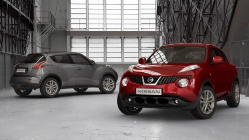 Geneva LIVE: Nissan Juke21345
