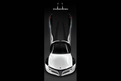 Geneva LIVE: Alfa Romeo Pandion Concept21330