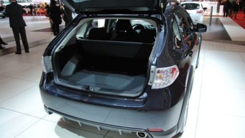 Geneva LIVE: Subaru Impreza XV21307