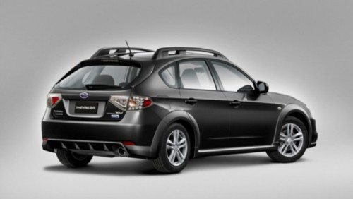 Geneva LIVE: Subaru Impreza XV21309