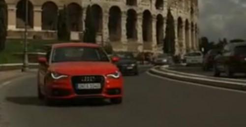 VIDEO: Noul Audi A1 debuteaza pe strazile Romei21292