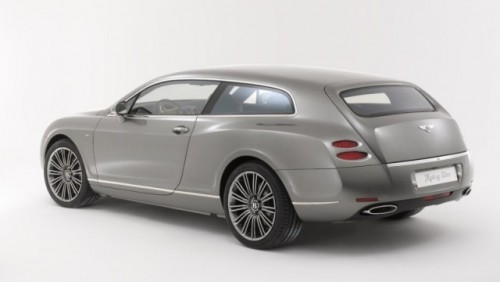 Geneva LIVE: Bentley break21263