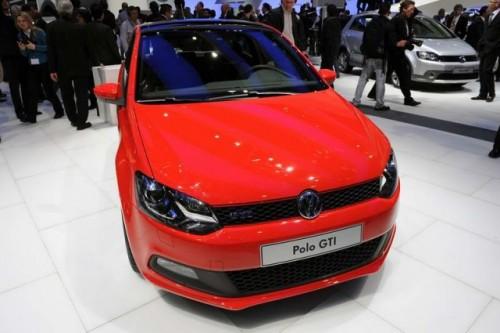 Geneva LIVE: VW Polo GTI21219