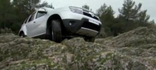 VIDEO: Off-Road cu Dacia Duster21213