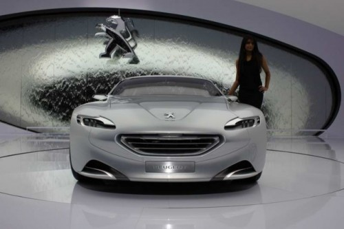 Geneva LIVE: Peugeot SR1 Concept21176