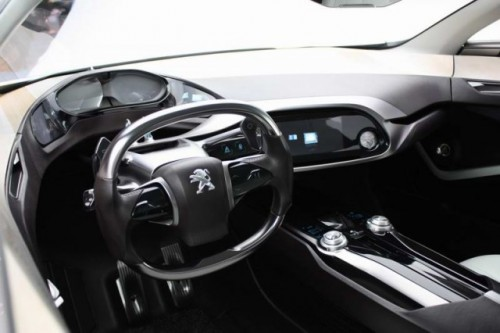 Geneva LIVE: Peugeot SR1 Concept21189
