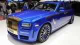 Geneva LIVE: Mansory Rolls-Royce Ghost21155