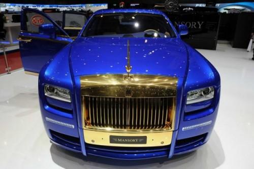 Geneva LIVE: Mansory Rolls-Royce Ghost21157
