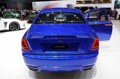 Geneva LIVE: Mansory Rolls-Royce Ghost21158