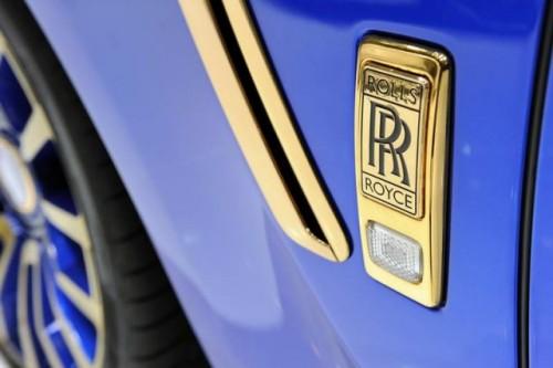 Geneva LIVE: Mansory Rolls-Royce Ghost21159